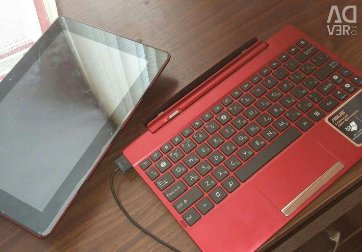 Urgently! Laptop transformer, ASUS tablet