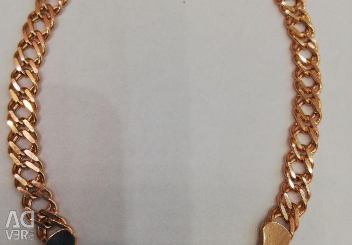 New Gold Laser Cut Bracelet