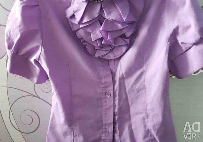 Одежда школьная пакетом д/девочки
