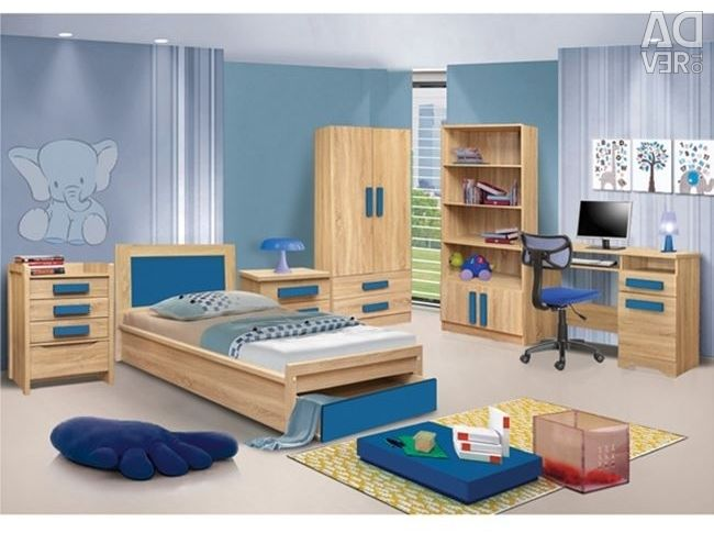 WOMEN'S DOUBLE PLAYROOM SONAMA-SILEL HM335 + HM336.0