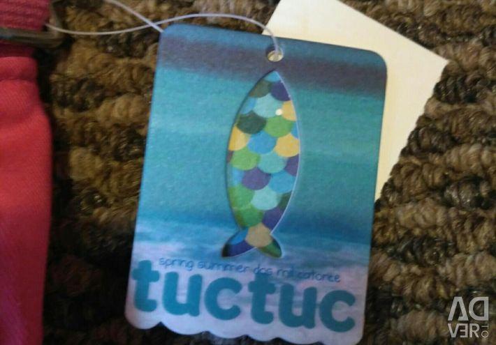 Bag for girls f.tuctuc novpya