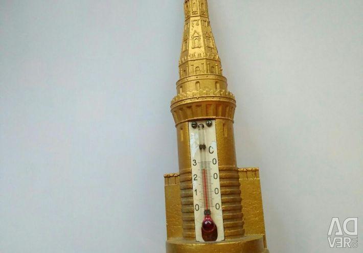 Termometru Kremlin vintage
