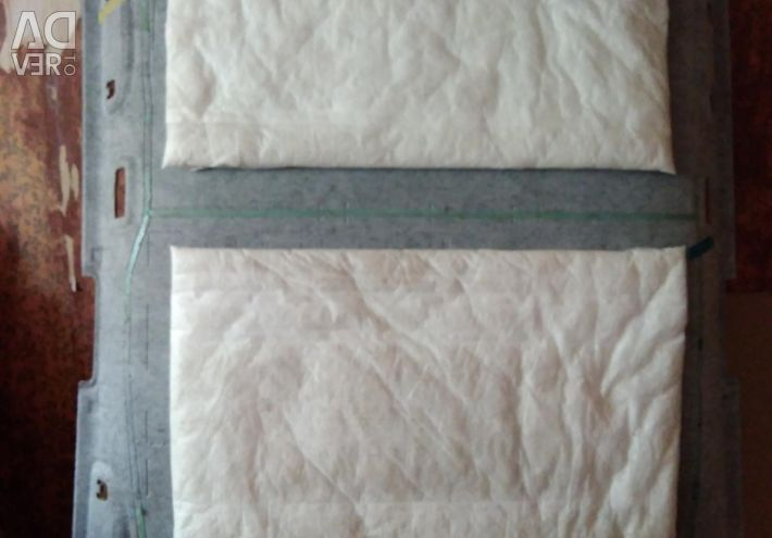 Обшивка потолка на Ниссан Тиана