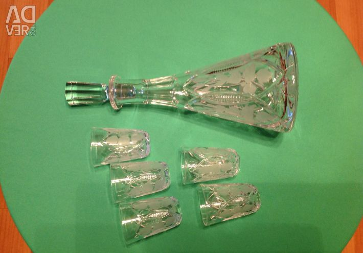 Crystal kit