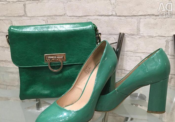 Bag + shoes