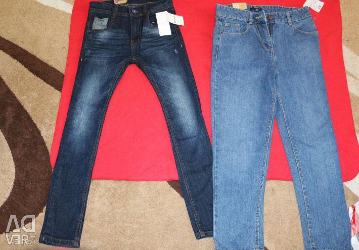 НОВЫЕ джинсы Kiabi.