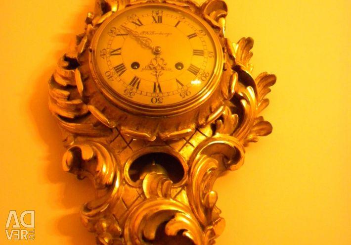 Παλαιό ρολόι τοίχου