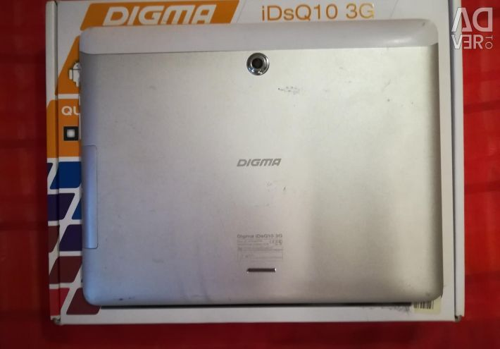 Tablet DIGMA 10