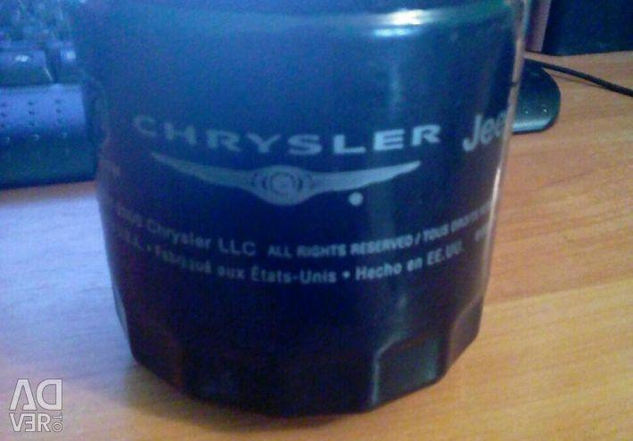 Filter on Chrysler, JeeP