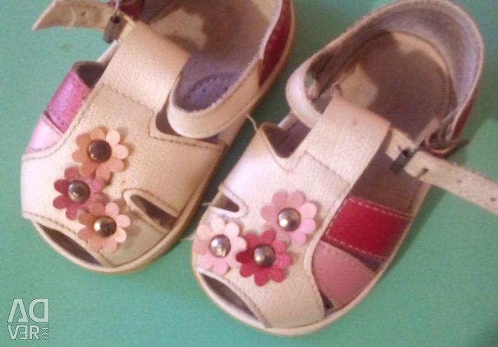 Sandals p. 11-15
