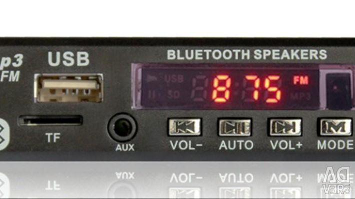 MP3-FM player