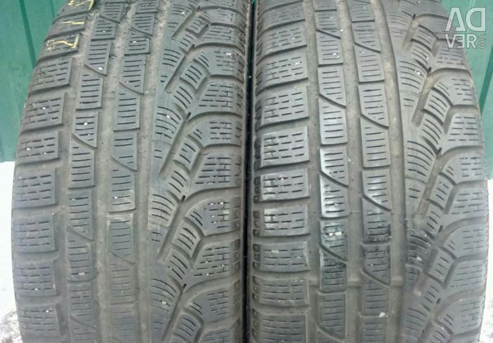 -215 / 50r17 Pirelli Sottozero Kış 240 Serie 2