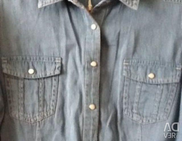 I will sell a shirt female new jeans Marks & Spenc