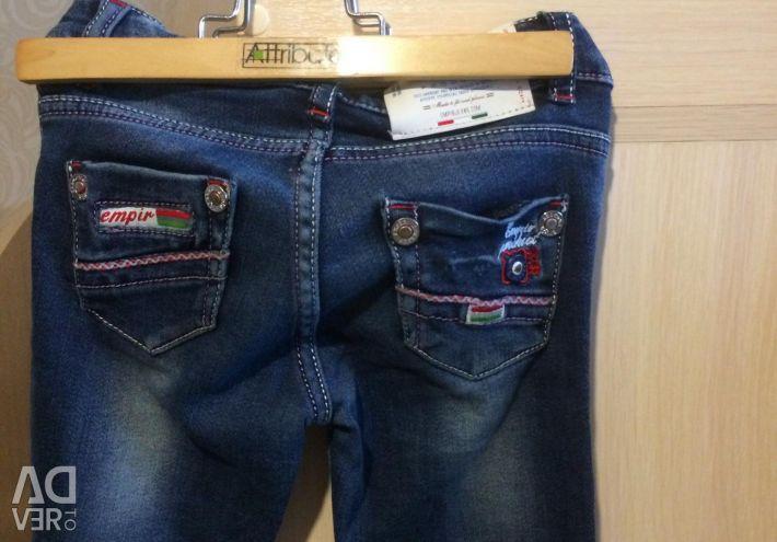 Pantaloni de jeans
