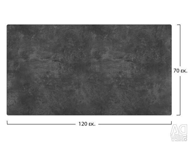 TABLET COMPACT HPL 120X70 CEMENT HM51