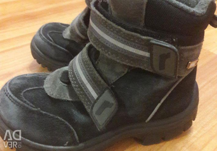 Μπότες από την εποχή 25 μέγεθος