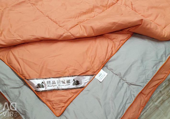Κουβέρτα 100% κάτω