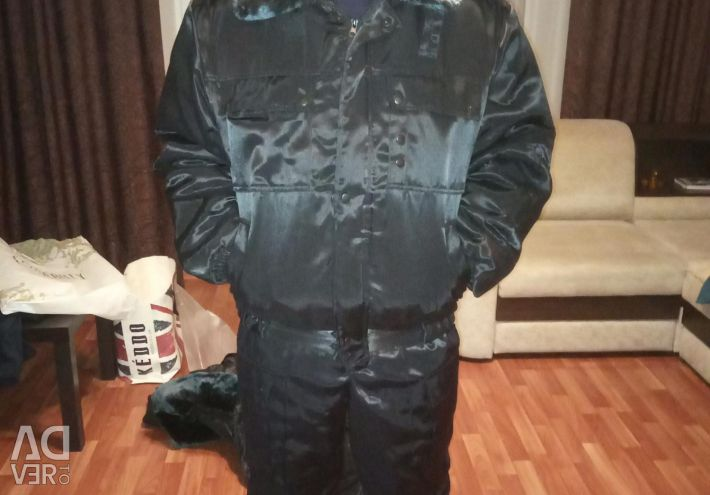 Uniform winter new 50 size