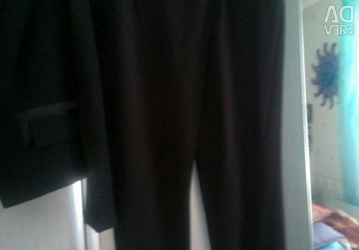Παντελόνια και σακάκι