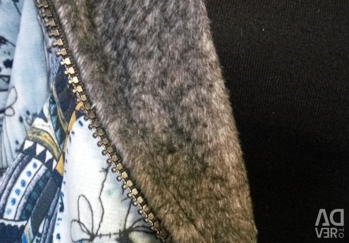 Super Cozy Tunică / Hoodie + Hood Italy Plus
