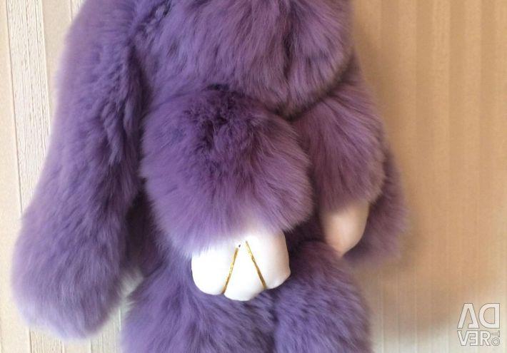 Rabbits from nat fur