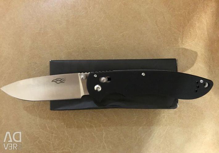 Knife Ganzo 740, black