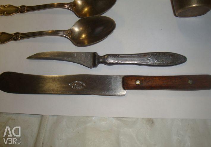 Tea / Table Spoons Melchior