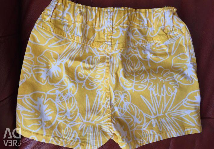 Shorts 104-110
