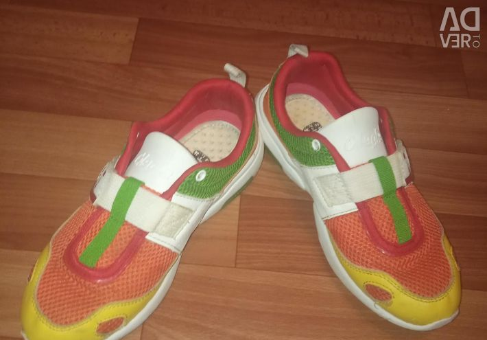 Sneakers 36-36.5 size
