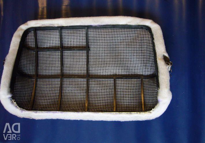 Фильтр салона воздушный - угольный.