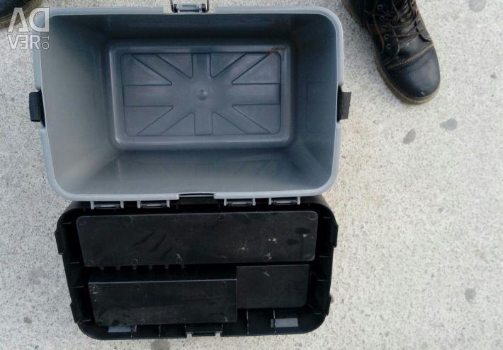 Cutie pentru pescuit de iarnă