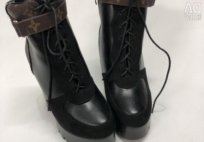 Winter LV Boots