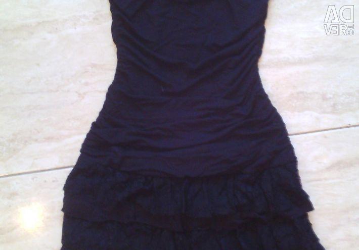 Original dress for a teenager