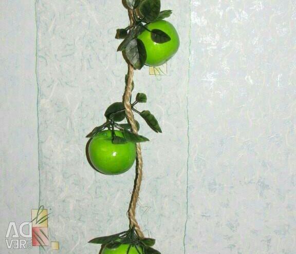 Apples green artificial