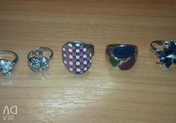 Rings, womens jewelery exchange