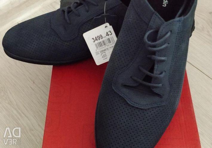 New Pierre Cardin boots