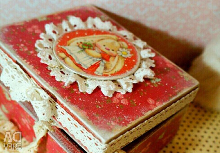 Cadouri decoupage cadouri realizate manual