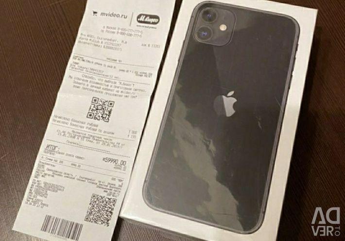 Apple iPhone 11 64gb new, original