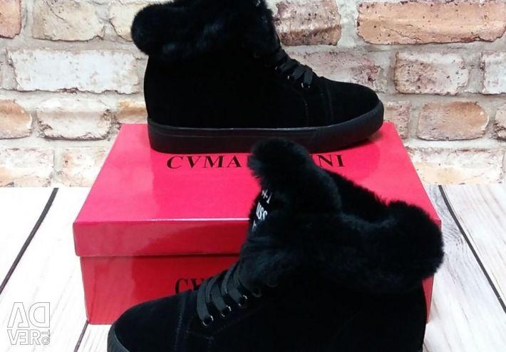 Winter sneakers for women