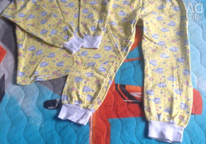 Νέα πιτζάμες με fleece