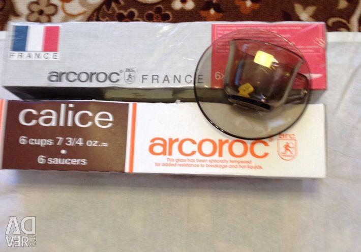 New Tea Sets France