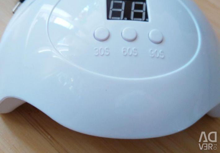NEW 36 watt lamp