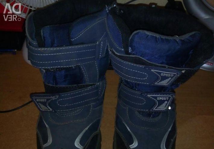 Boots-boots pot fi ca schiurile