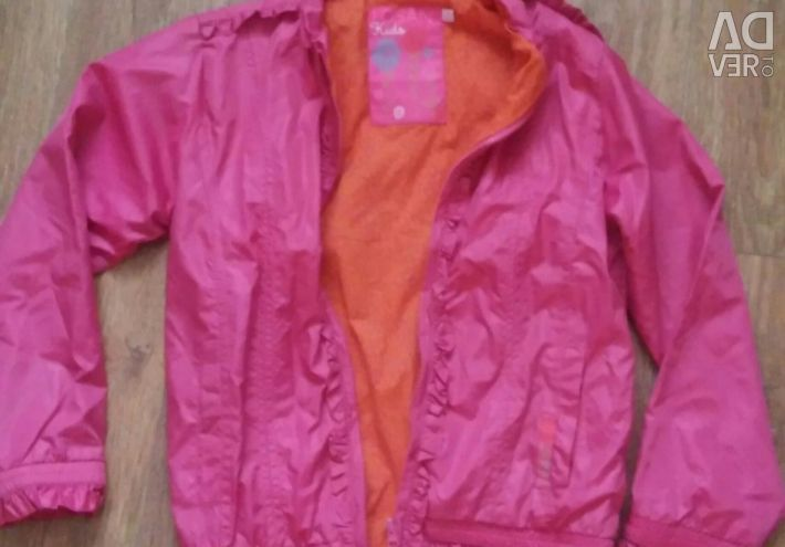 Windbreaker for girls. Spain