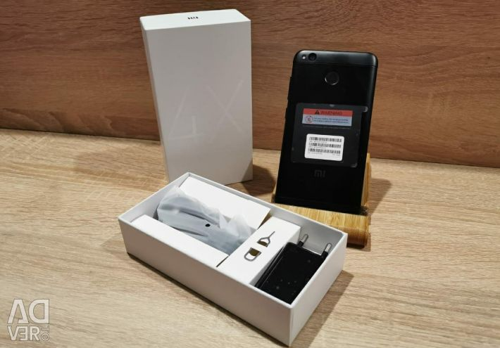Xiaomi Redmi 4x (πρωτότυπο, καινούριο)
