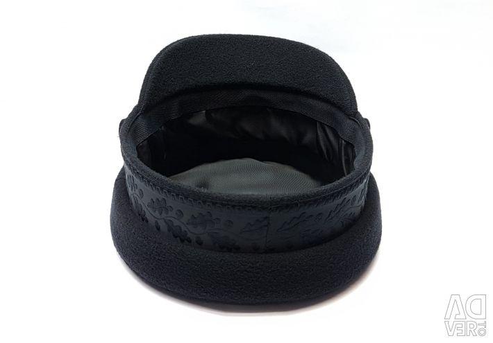 Cap cap zhirinovka woolen