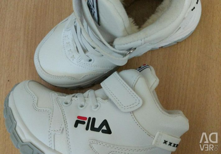 Sneakers. WINTER