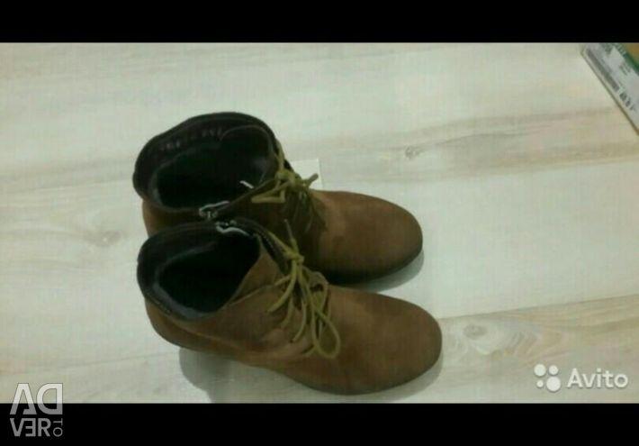 Χειμερινές μπότες Belvest naturalka