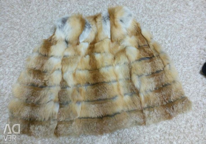 Vest of a fox