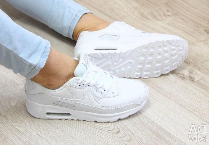 Αθλητικά παπούτσια από δέρμα